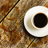 How to Clean Coffee Spills
