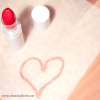 Removing Lipstick Stains from Your Carpet