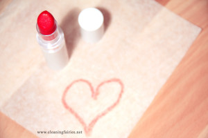 Heart beauty makeup